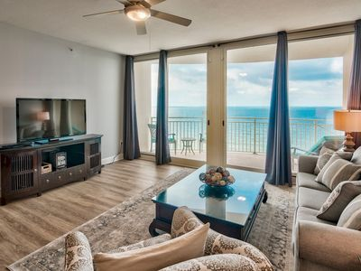 Photo for AQUA 1704 LUXURY CONDO - NEWLY REMODELED! BEACH CHAIRS! BREATHTAKING VIEWS!