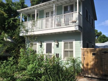 Historic Downtown Home with Heated Pool and Cottage! Walk to Everything!