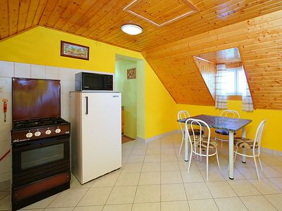 Photo for Apartment Balaton A2014 in Balatonfoldvar/Balatonszarszo - 5 persons, 3 bedrooms