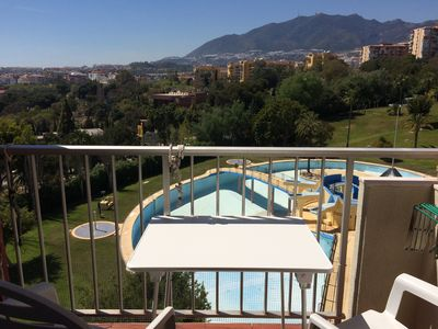 Photo for Nice studio apartment with marvelous panoramic views
