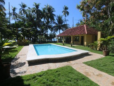 Photo for Experience Costa Rica Living! Beautiful Oceanfront Pool Home!