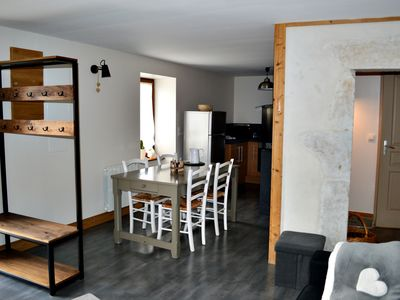 Photo for Charming old stone, warmth of wood in contemporary comfort
