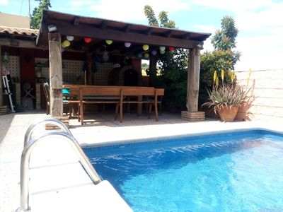 Photo for Big chalet with swimming-pool