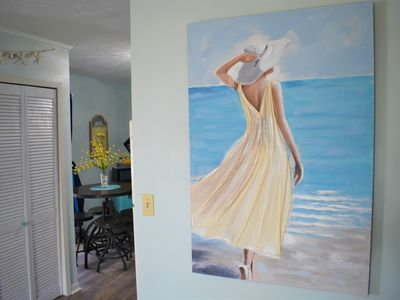 Photo for Spacious 2 bedroom beach home!