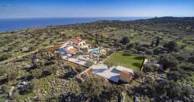 Photo for Villa Freedom is a secluded Estate that consists of 2 villas on 4,000m2