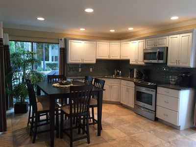 Photo for 2 Master Suites/2.5 Bath POOL W/Trundle Bed and Futon, Townhouse features Pool V
