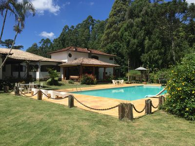 Photo for 4BR Country House / Chateau Vacation Rental in Nova Friburgo, RJ