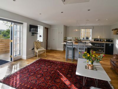 Photo for Luxurious and stylish 1 bedroom cottage in the country in the Cotswolds