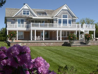 Photo for Boaters Delight! Waterfront Home Offers Quick Access To Westhampton Beaches-