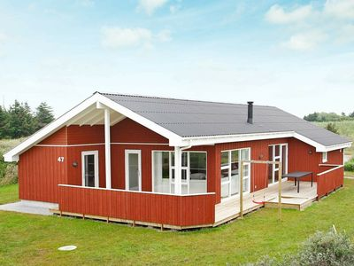 Photo for Splendid Holiday Home in Hirtshals with Private Whirlpool