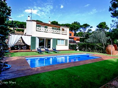Photo for House in Begur with private pool and garden