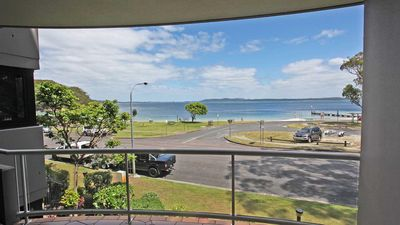 Photo for Florentine, 7/11 Columbia Close - air conditioned unit with fantastic views of Little Beach