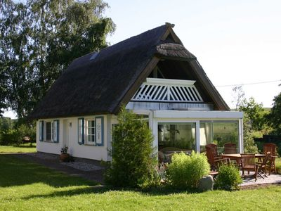 Photo for Ferienhaus am Bach - Holiday Homes and Apartments Goorwiesen
