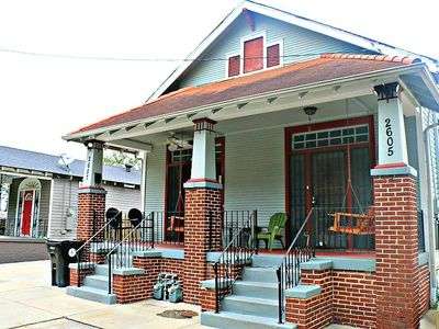 Photo for Sandy Smith's Historic Mid-City Home