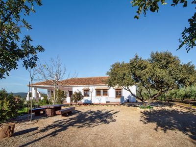 Photo for Rural house near Córdoba with pool, ideal families, pets allowed