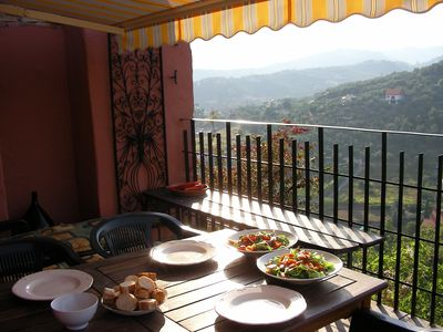 Photo for 6BR House Vacation Rental in Imperia, Cantalupo, Brumenriviera,Ligurien