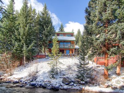 Photo for Rapids Retreat Home Hot Tub Breckenridge Colorado House Rental