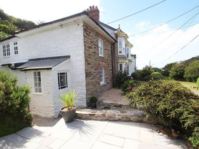 Photo for SUNRAY COTTAGE, with open fire in Portreath, Ref 960034