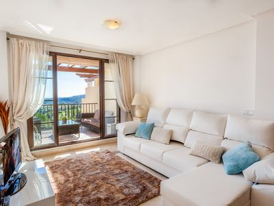 Photo for 2 BED PENTHOUSE NEAR LOS ARQUEROS CLUBHOUSE