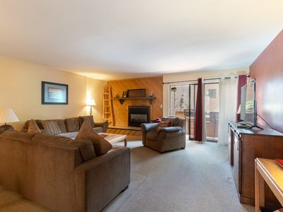 Photo for Downtown Chalet-Close to Main St w/ Pool & Hot Tub