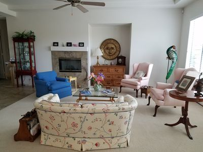 Photo for Spacious Home in N. LQ Gated Comm., Mtn. Vus, close to amenities