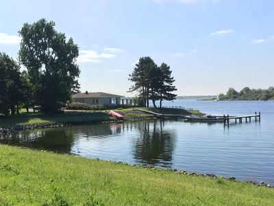 Photo for Charming house in Kortgene, private beach and jetty, on t Veerse Meer