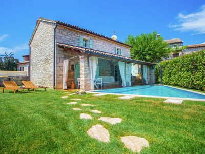 Photo for Wonderful holiday home located in Orbani, quiet village ideal for relaxing