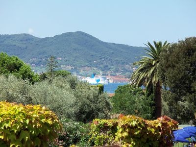 Photo for ELBA two-room apartment 300 M. mare