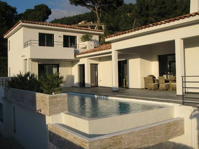 Photo for ARCHITECT VILLA VERY HIGH LUXURY CLOSE TO THE SEA
