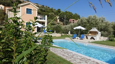 Photo for Just 10 min walk from all amenities in Agia Efimia; no car rental is necessary!