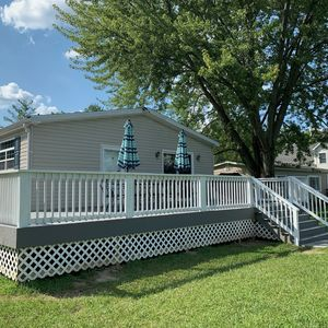 Photo for Waterfront 3 Bedroom 2 Bath Home with DOCK!