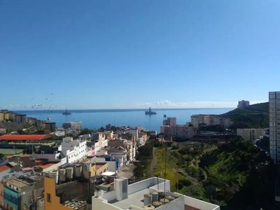 Photo for Homerez last minute deal - Beautiful studio with sea view