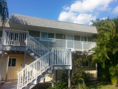 "Photo for ""Paradise found"" Island Sands on Fort Myers Beach -2 BR/2 B"