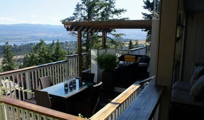 May 1 - Sept 30  adds 525 sq ft outdoor furnished space on your own private deck