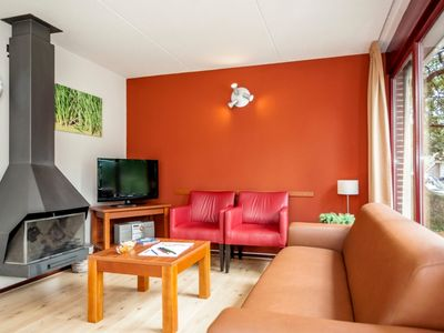 Photo for Bungalow in the holiday park Landal De Vers - Renewed indoor swimming pool