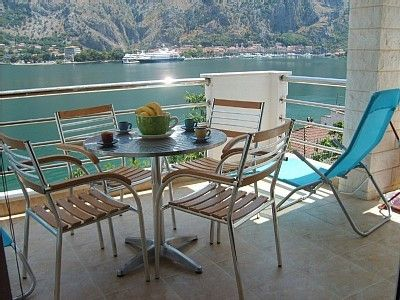 Immaculate, Luxury Apartment With Spectacular Views Over Kotor Bay