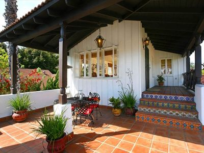 Photo for Spanish Casita in the Village of La Jolla - Walk to Everything