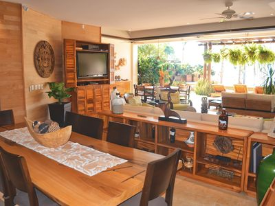 Photo for Gorgeous Condo in Punta Mita , private pool , common pools ,views to the ocean