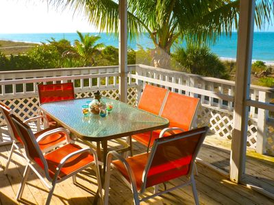 Photo for Sea Star Beach House: Charming Caribbean Style Cottage Right On The Beach