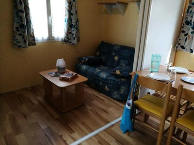 Photo for Camping Brillas *** - Mobile Home 3 Rooms 4/6 People
