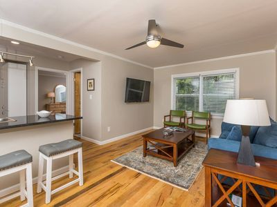 Photo for Beautiful apartment steps from Baptist Hospital in Central Winston-Salem