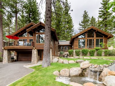 Exterior - Welcome to Incline Village! Spend time soaking up the sun in the lovely yard.