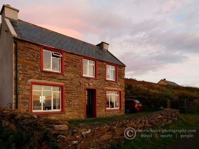 Photo for Brandon Bay Cottages, Stone Farmhouse - 4 bedroom