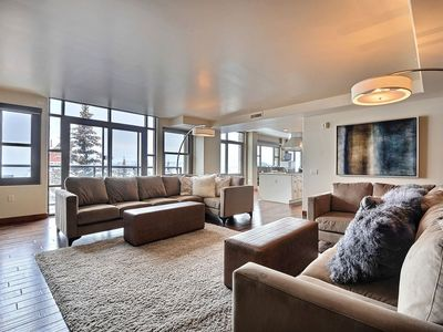 Photo for Penthouse @ Park City Resort-2 Min Walk to Lifts-Views-Walk/Shuttle to Downtown