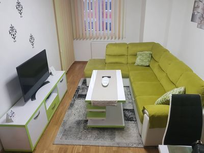 Photo for Modern Sarajevo Apartment, close to the Airport