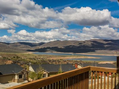 Photo for Free Cancellations, Professionally Cleaned! Perfect Getaway–2 Master Suites, Less Than 5 Min to Lake