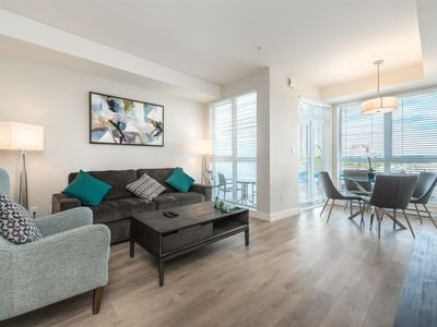 Photo for New Sleek and Modern 1BR with Balcony in Historic Chinatown