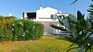 Photo for Private garden and sea view Villa SardegnaSummer