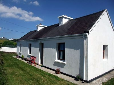 Photo for Katies Cottage, Achill, Co.Mayo - 2 Bedroom - Sleeps 4