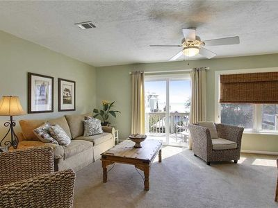Photo for Grayton Place 6 - Gulf View, Walk to the Beach & Red Bar, Wifi Included!